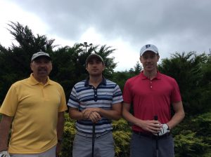 Group Picture of the golf Players at the 10th Annual Golf Tournament for east Hills Recreation - 14