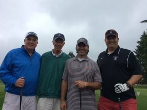 Group Picture of the golf Players at the 10th Annual Golf Tournament for east Hills Recreation - 4
